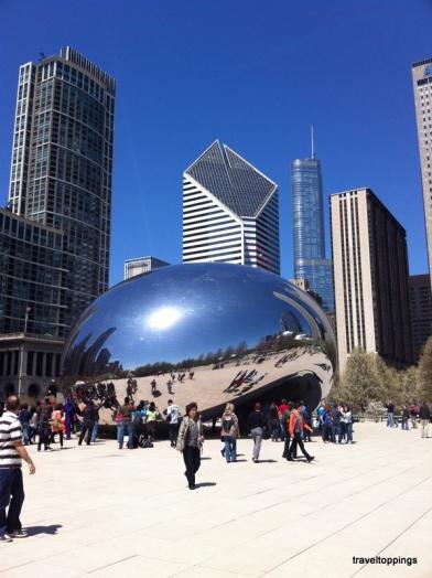 El Bean de Chicago