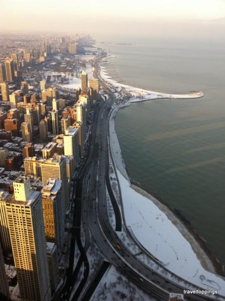 Vista de la ciudad desde la Water Tower